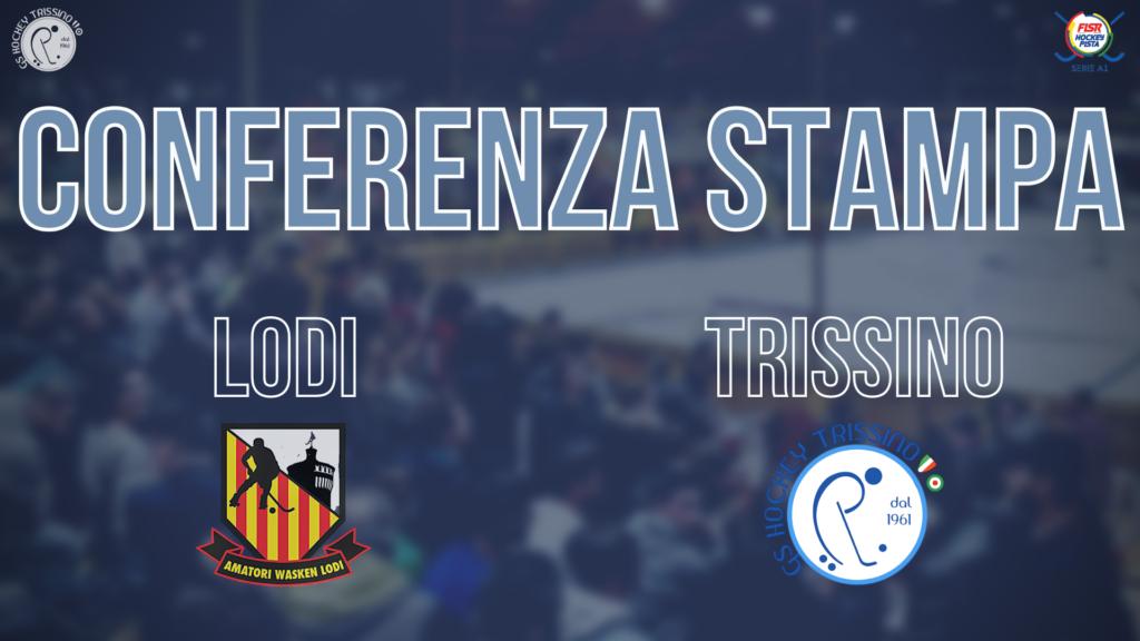Conferenza Stampa – Nuno Resende su Lodi vs Trissino