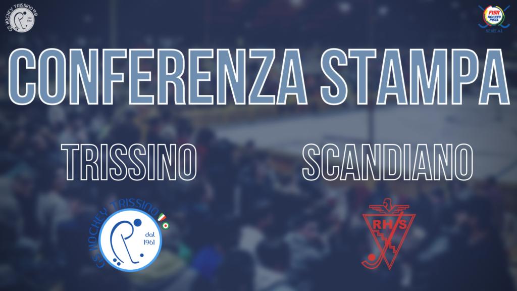 Conferenza Stampa – Nuno Resende su Trissino vs Scandiano
