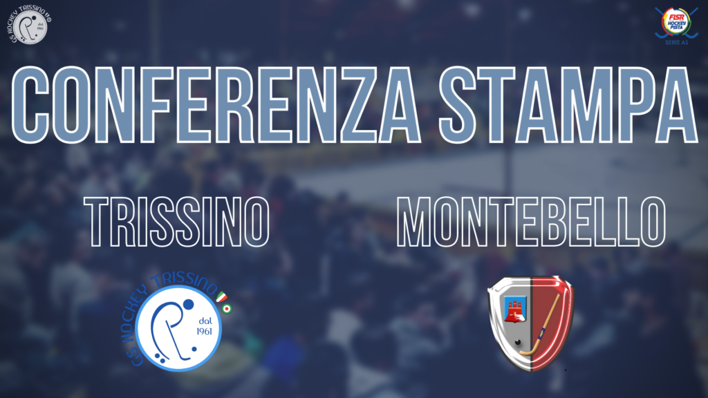 Conferenza Stampa di Nuno Resende pre Trissino vs Montebello