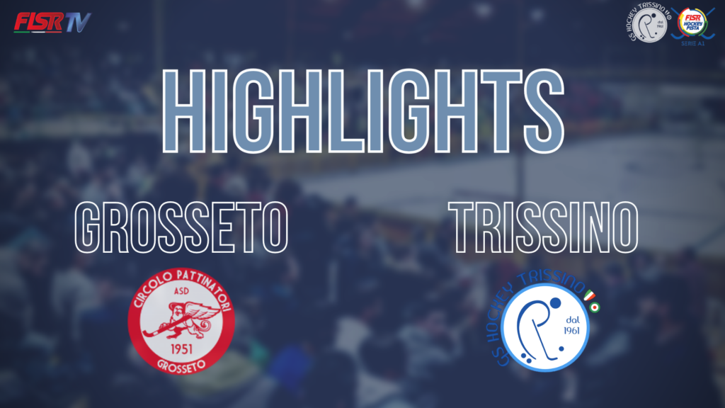 Grosseto vs Trissino (Highlights)