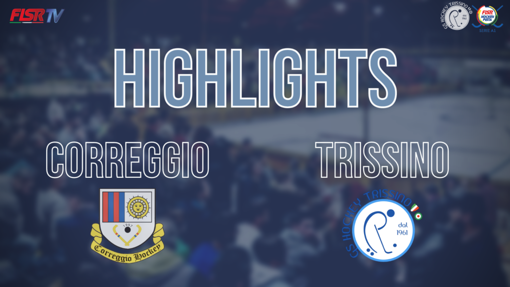 Correggio vs Trissino (Highlights)