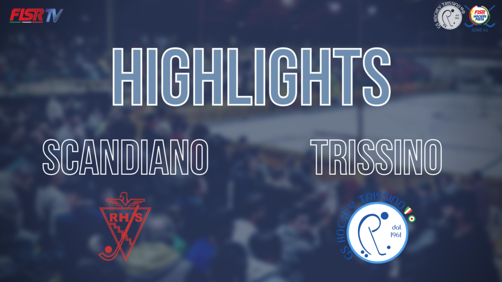 Scandiano vs Trissino (Highlights)