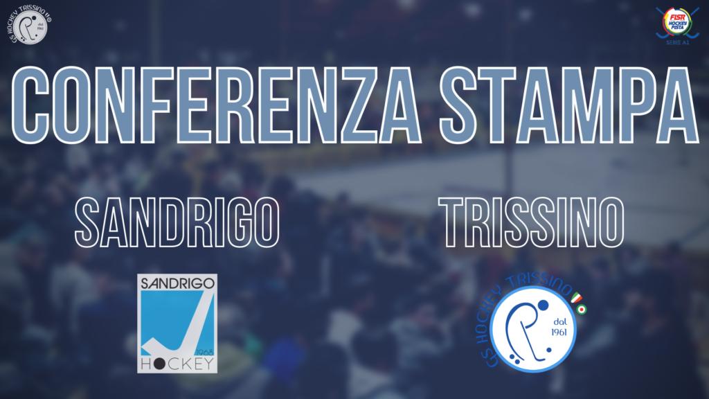 Conferenza Stampa di Nuno Resende pre Sandrigo vs Trissino