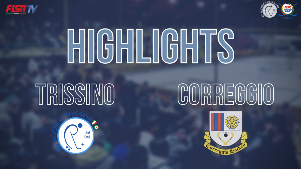 Trissino vs Correggio (Highlights)