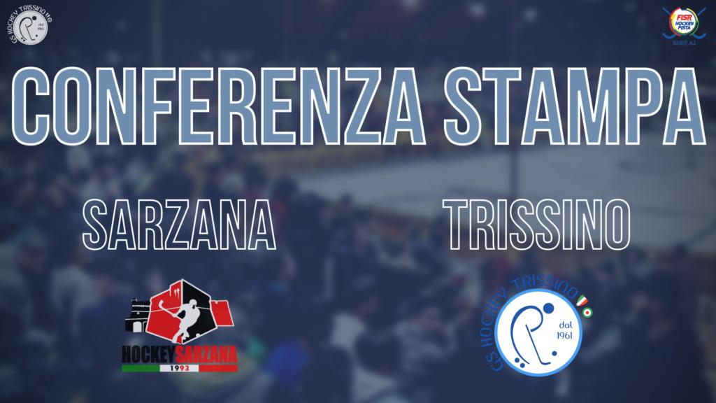Conferenza Stampa di Nuno Resende pre Sarzana vs Trissino