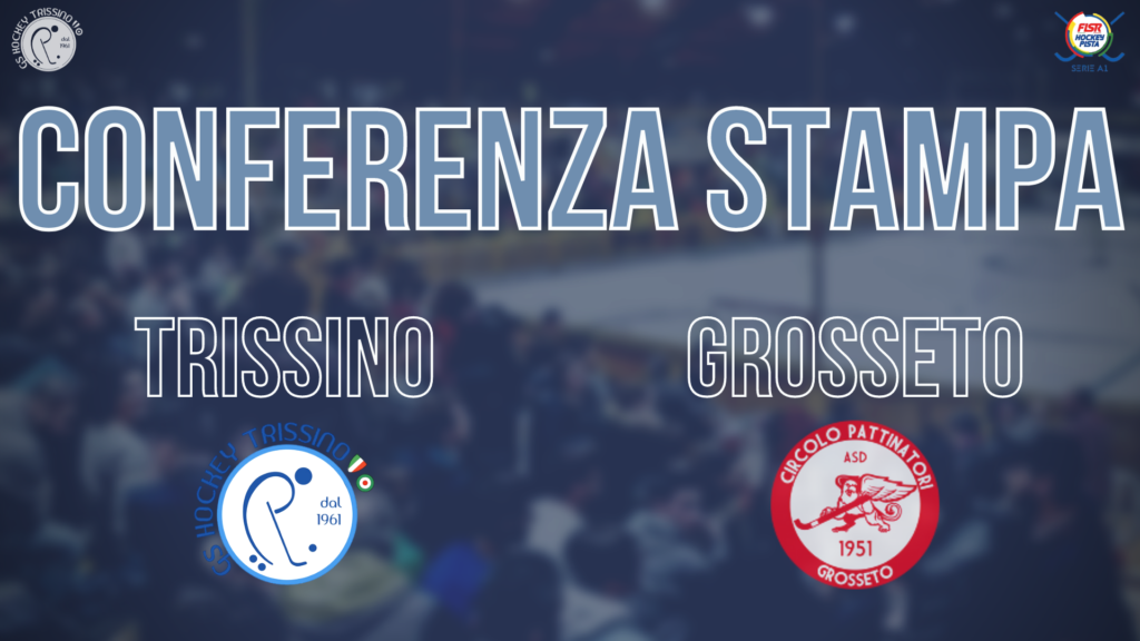Conferenza Stampa di Nuno Resende pre Trissino vs Grosseto