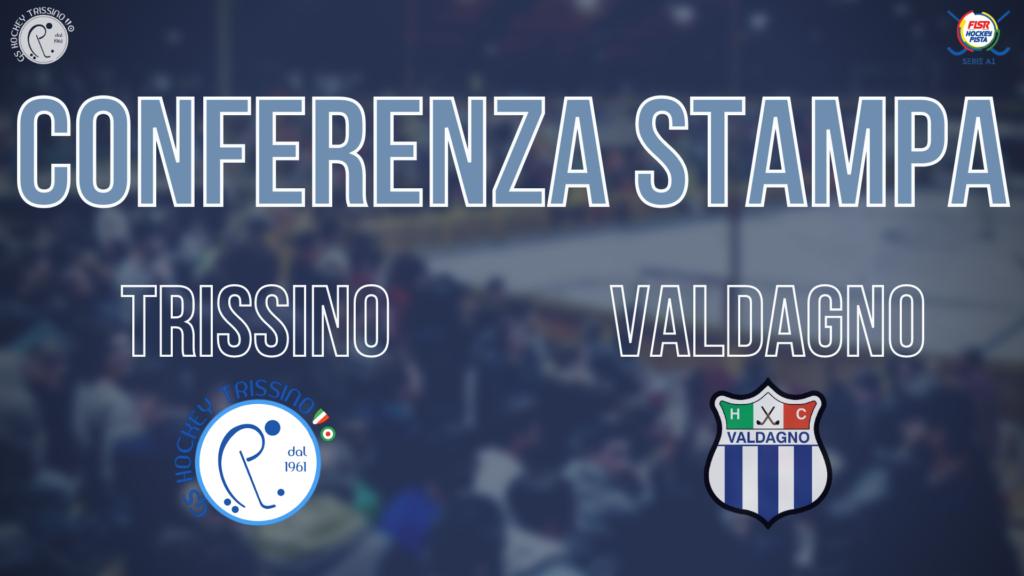 Conferenza Stampa di Nuno Resende pre Trissino vs Valdagno