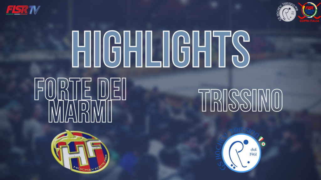 Forte dei Marmi vs Trissino – Coppa Italia (Highlights)