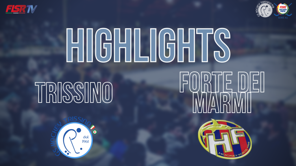 Trissino vs Forte dei Marmi (Highlights)