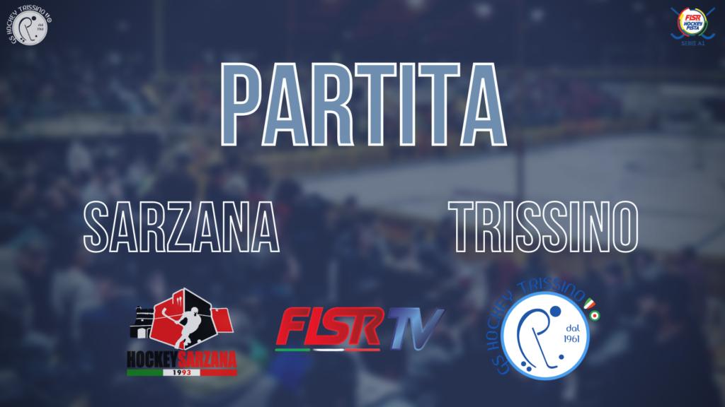 Sarzana vs Trissino (Partita Integrale)