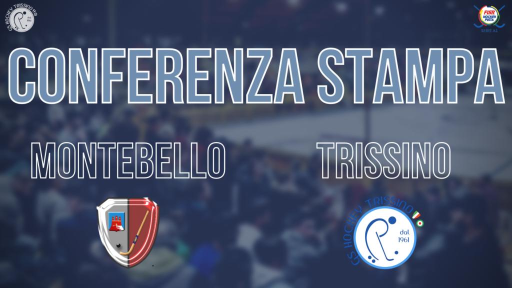 Conferenza Stampa di Nuno Resende pre Montebello vs Trissino