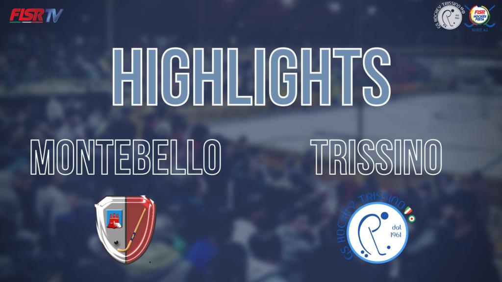 Montebello vs Trissino (Highlights)