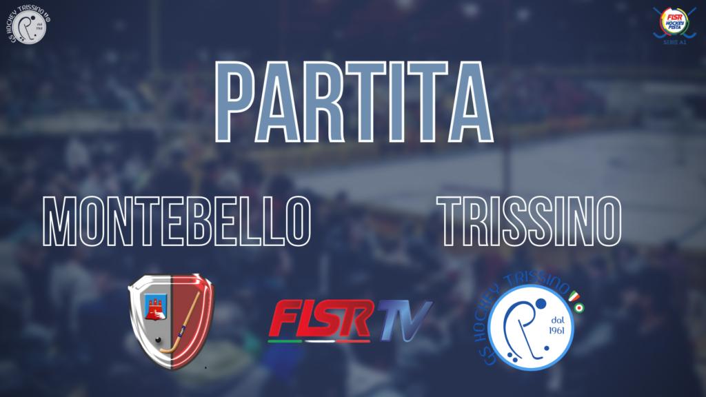 Montebello vs Trissino (Partita Integrale)