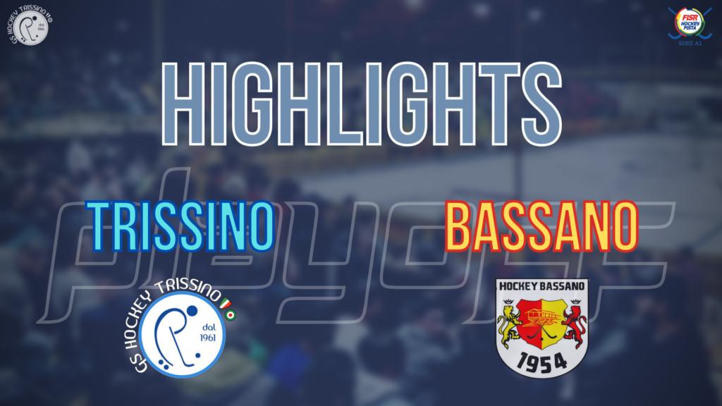 Trissino vs Bassano (Highlights)