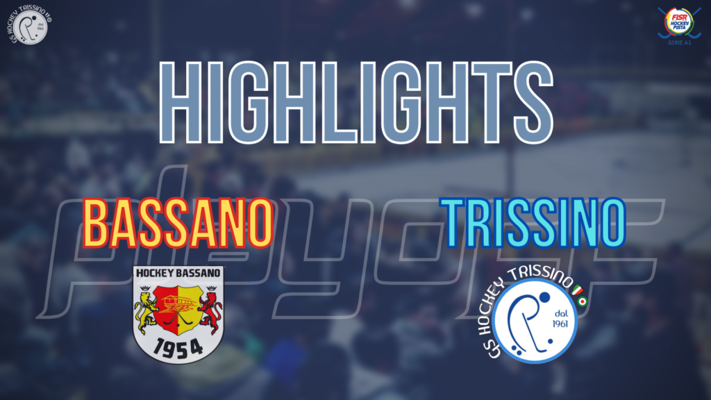 QF G1 – Bassano vs Trissino (Highlights)