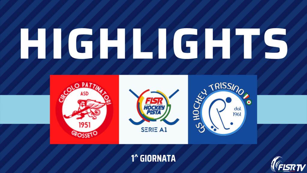Highlights – Grosseto vs Trissino (1^)