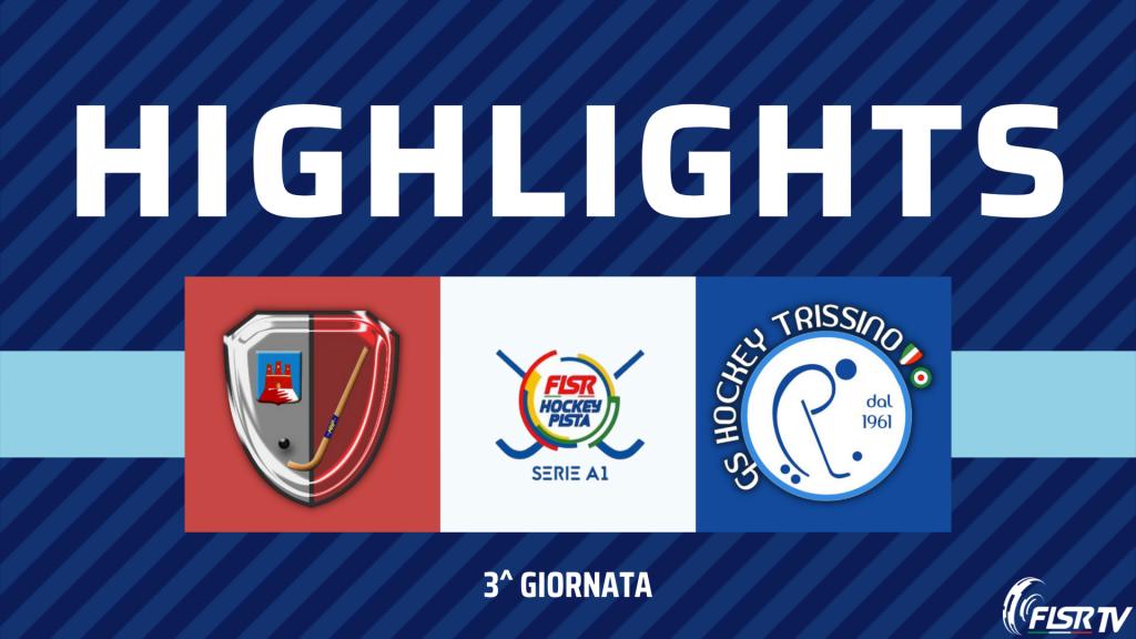 Highlights – Montebello vs Trissino (3^)
